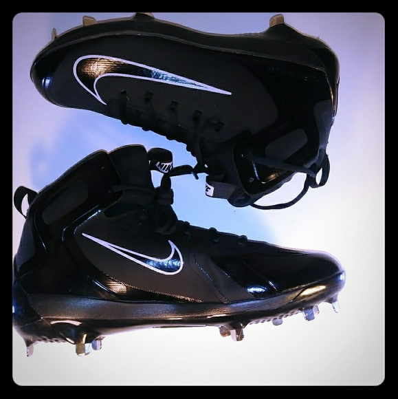 5534b0997fc2 Nike Alpha Huarache Elite Baseball Cleats Size 12